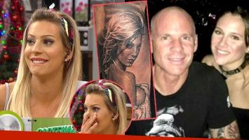 Noelia Marzol habló del tatuaje de Alejandro Pucheta