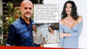 El mensaje del Pelado López tras separarse de Jujuy Jiménez