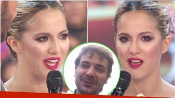 Flor Vigna quebró en llanto en las semifinales de Bailando 2017