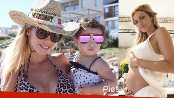 La tierna foto con la que Lola Bezerra confesó que espera a su segundo hijo