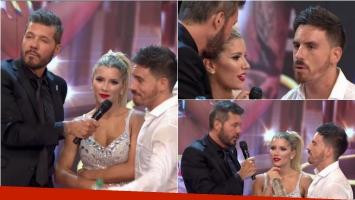 El incómodo momento de Fede Bal y Laurita cuando Tinelli les preguntó por su primer beso