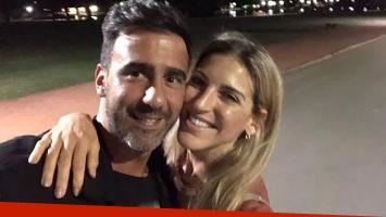 Federico Hoppe le declaró su amor a Macarena Rinaldi. (Foto: Instagram)