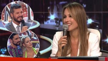 Emotivas palabras de Pampita en la primera semifinal de ShowMatch