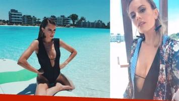 El look veraniego súper sexy de Melina Lezcano