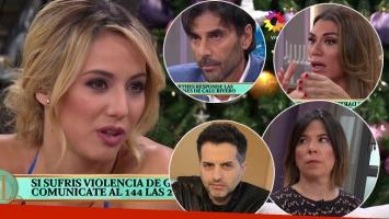 La polémica defensa de Flor Vigna a Juan Darthés