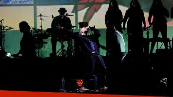 Explosivo show de Gorillaz en la segunda jornada del BUE