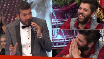 El Productor Enmascarado quedó expuesto en Bailando 2017... ¡al mostrar su cara!