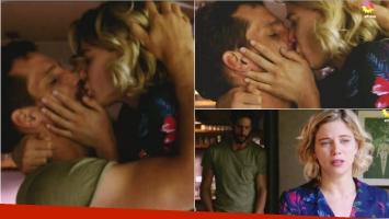 El reencuentro a puro besos y romance de Miranda y Manuel en Las Estrellas