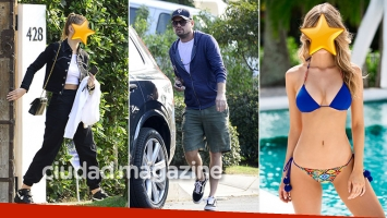 ¡23 años de diferencia! Leo DiCaprio, infraganti saliendo de la casa de una conocida diosa argentina