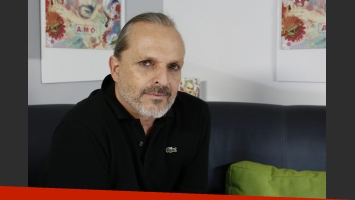 Miguel Bosé. (Foto: EFE)