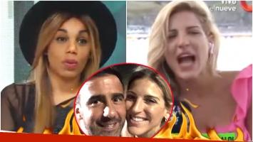 La polémica pregunta de Mimi a Macarena Rinaldi, la novia de Fede Hoppe en Confrontados