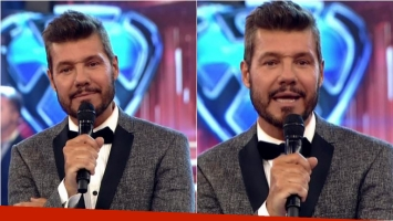 El emotivo discurso de Tinelli en la final de Bailando 2017: Somos felices haciendo televisión