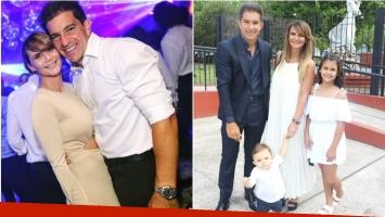 Amalia Granata habló de sus deseos de agrandar la familia con Leo Squarzon: Queremos buscar el tercero en el 2018