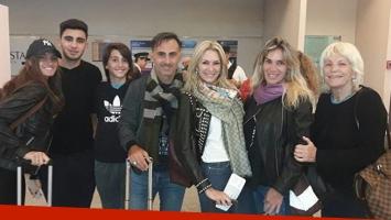 Yanina Latorre y Diego Latorre: vacaciones familiares tras el escándalo