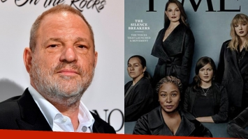 Las víctimas de acoso y abuso sexual en Hollywood, elegidas por The Associated Press como Artistas del Año