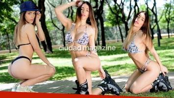 Las fotos hot de Coty Álvarez y la confesión sobre su relación con Martín Fascetto: Estamos separados, pero...