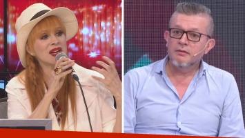 Alejandro Ripoll reveló las insólitas exigencias de Nacha Guevara para trabajar en ShowMatch