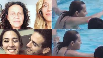 El divertido video de la mamá de Jimena Barón en Tandil: Le pedís a tu vieja que se comporte en casa de tus suegros...