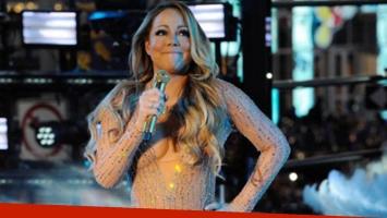 A un año de su fallida actuación, Mariah Carey vuelve a animar la fiesta de Año Nuevo en Times Square
