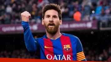 Lionel Messi encabeza la lista de latinos mejor pagos de la revista Forbes