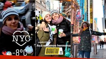 Julieta Nair Calvo, una argentina suelta en Nueva York