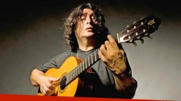 El guitarrista Luis Salinas anunció sus primeros conciertos para el 2018 (Foto: Web)