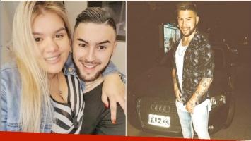 El picante mensaje del ex de Morena Rial... ¿dedicado a ella? (Fotos: Instagram y Web)