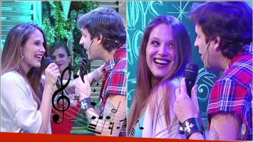 Barbie Veléz debutó como cantante (Fotos: Captura)