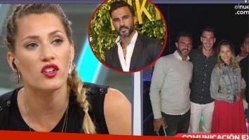 La filosa pregunta de Mica Viciconte a Poroto Cubero, en medio de los rumores que los relacionan: ¿Estás soltero?