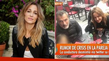 Verónica Lozano, ¿en crisis con Corcho Rodríguez?