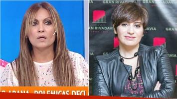 Marcela Tauro salió al cruce de las declaraciones de Muriel Santa Ana: No me da gracia que diga esa barbaridad