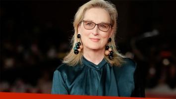 Meryl Streep aclaró que