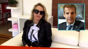 Luciana Salazar negó una reconciliación con Martín Redrado: Esta vez es especial... Cada uno tendrá su conciencia