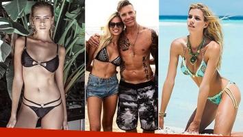 Alejandro Fantino, de novio con una bella modelo de 24 años (Fotos: Instagram)
