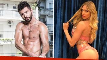 Nazareno Casero y Belén Pouchán hablaron de los rumores de romance