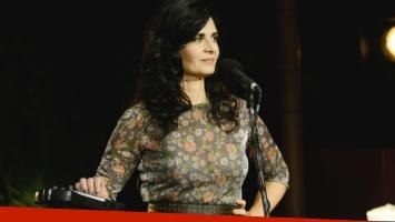 Soledad Villamil presenta