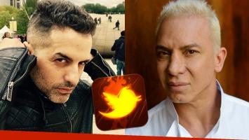 Explosiva pelea entre Ángel de Brito y Flavio Mendoza: Cuando no eras nadie te morías por una nota y ahora rajás...
