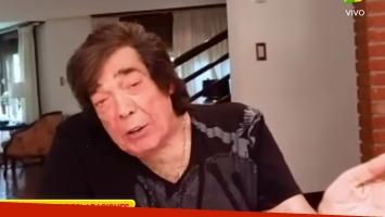 El pedido de disculpas de Cacho Castaña tras sus repudiables dichos sobre la violación