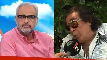 Fuerte repudio de Jorge Rial a Cacho Castaña tras su escandalosa frase sobre la violación: Te fuiste al carajo, es...