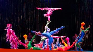 Caída de un acróbata empaña exhibición del Circo del Sol en Río de Janeiro