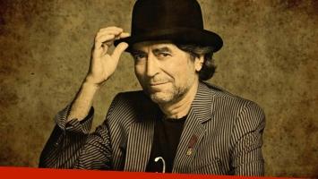 El cantante español Joaquín Sabina ofrecerá un concierto en Nicaragua (Foto: Web)