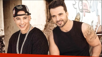 Luis Fonsi y Daddy Yankee actuarán en directo en los Grammy (Foto: Web)