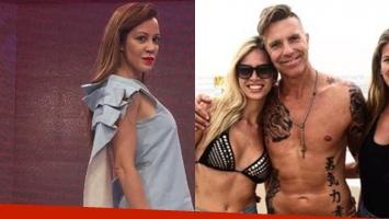 El llamativo me gusta de Miriam Lanzoni a una foto de Alejandro Fantino… ¡con su nueva novia!