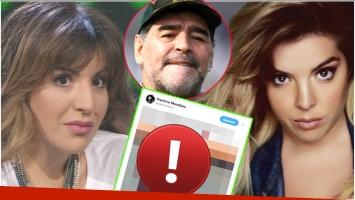 La tremenda respuesta de Gianinna Maradona tras conocerse que Diego no iría al casamiento de Dalma (Fotos: Web)