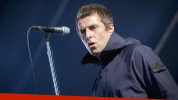 El británico Liam Gallagher se prepara para visitar Argentina con su proyecto solista (Foto: Web)