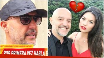 El Pelado López habló por primera vez de su separación de Jujuy Jiménez (Fotos: Captura e Instagram)