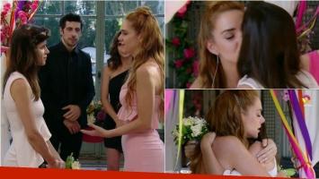 El emotivo casamiento de Flor y Jazmín en Las Estrellas
