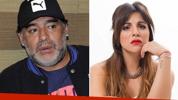La palabra de Gianinna Maradona sobre el faltazo de Diego a la boda de Dalma