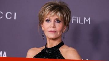 Jane Fonda revela que tuvo un tumor cancerígeno en el labio