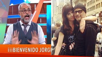 """¡Pícaro el hombre! Jorge Rial su comentario hot sobre sus vacaciones en pareja: """"Estoy más flaco por..."""""""